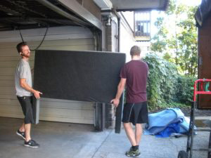 Furniture removalists Campsie
